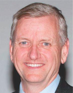 Mark CEO Kaishan