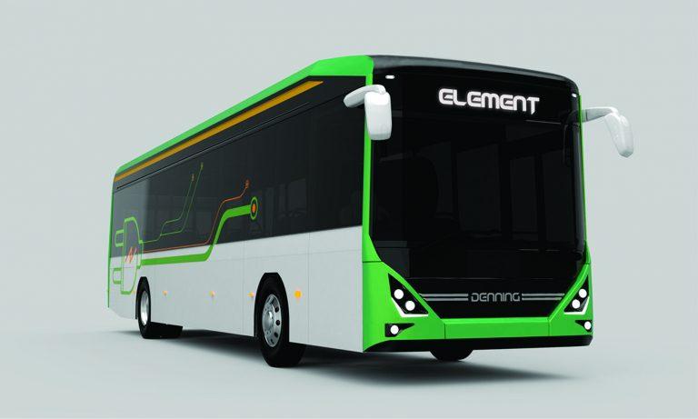 Element Electric Bus