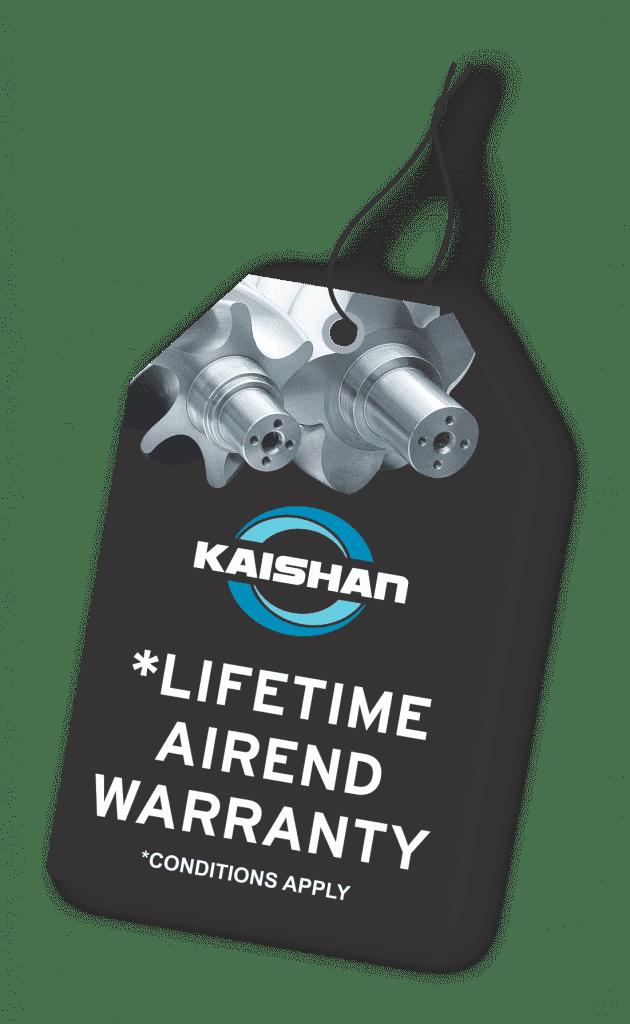 Kaishan Warranty